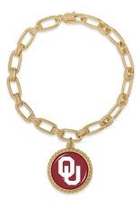 FTH OU Sydney Gold Bracelet