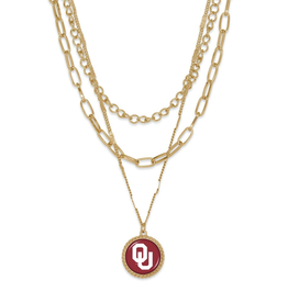 FTH FTH OU Sydney Necklace Gold