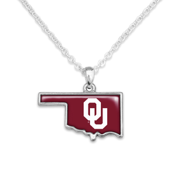 FTH FTH OU State of Mine Necklace
