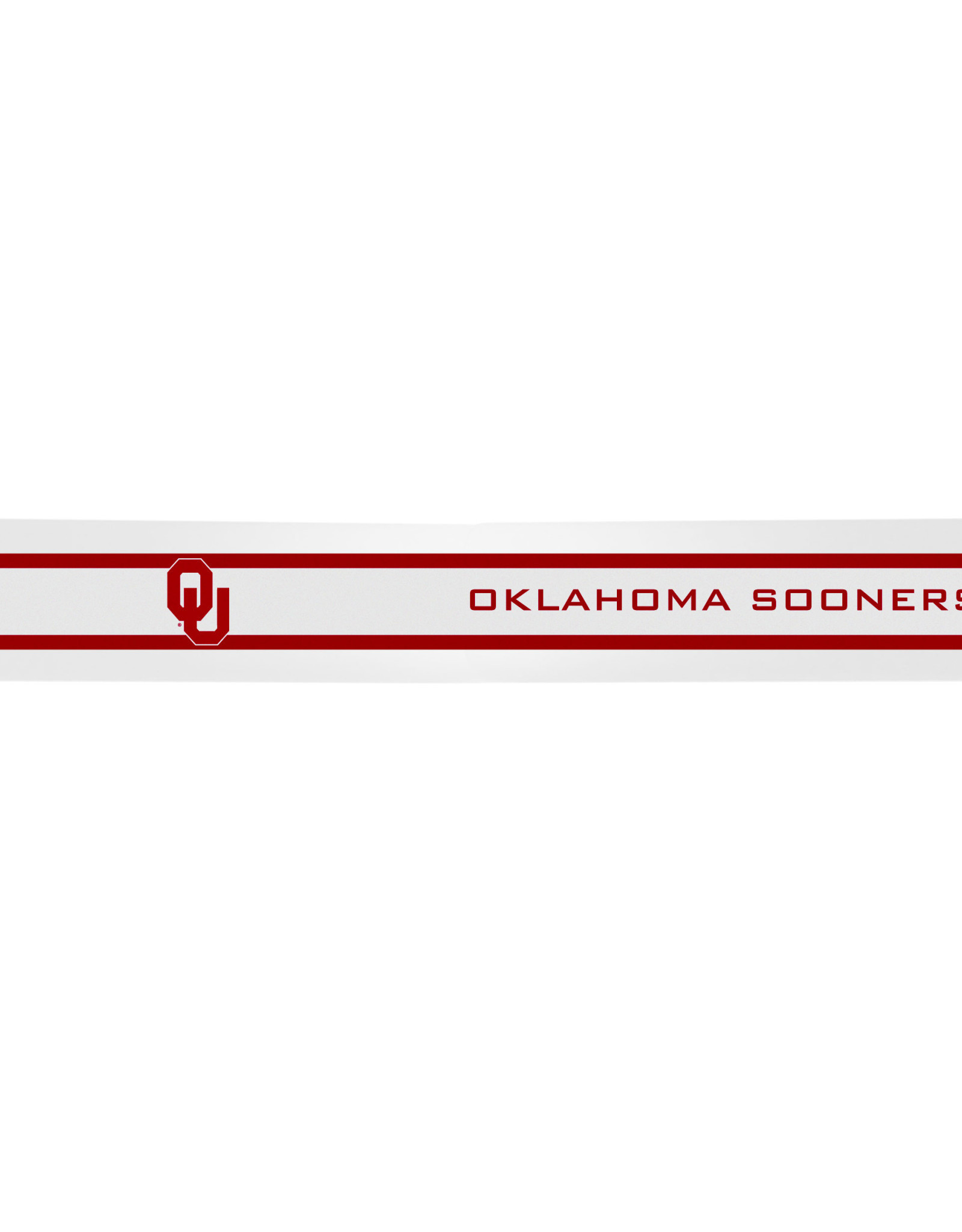 Siskiyou Oklahoma Sooners Toothbrush Case