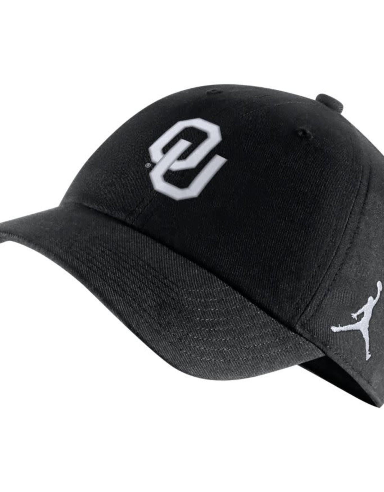 Jordan Men's Jordan H86 Black Logo Hat