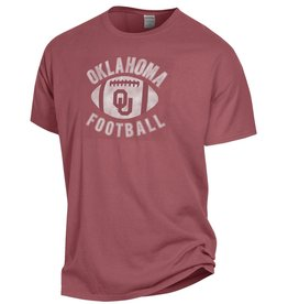 Comfort Wash Men's Comfort Wash Oklahoma Football Tee