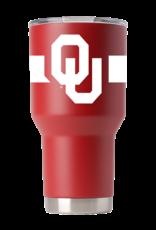 GameTime Sidekicks Oklahoma 30oz Crimson Tumbler