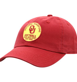 TOW OU Softball Champ Years Hat
