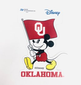 Blue 84 Blue 84 Mickey Mouse Flag Waiver Sticker