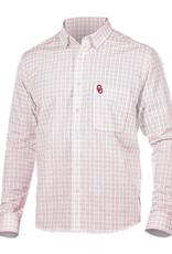 Antigua Men's Antigua OU Origin L/S Dress Shirt