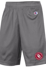 Champion Youth Champion Oklahoma Sooners Circle Mesh Shorts