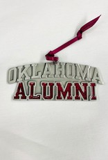 RFSJ Pewter Oklahoma Alumni Ornament