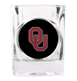 Great American Products OU 2oz. Square Shot Glass