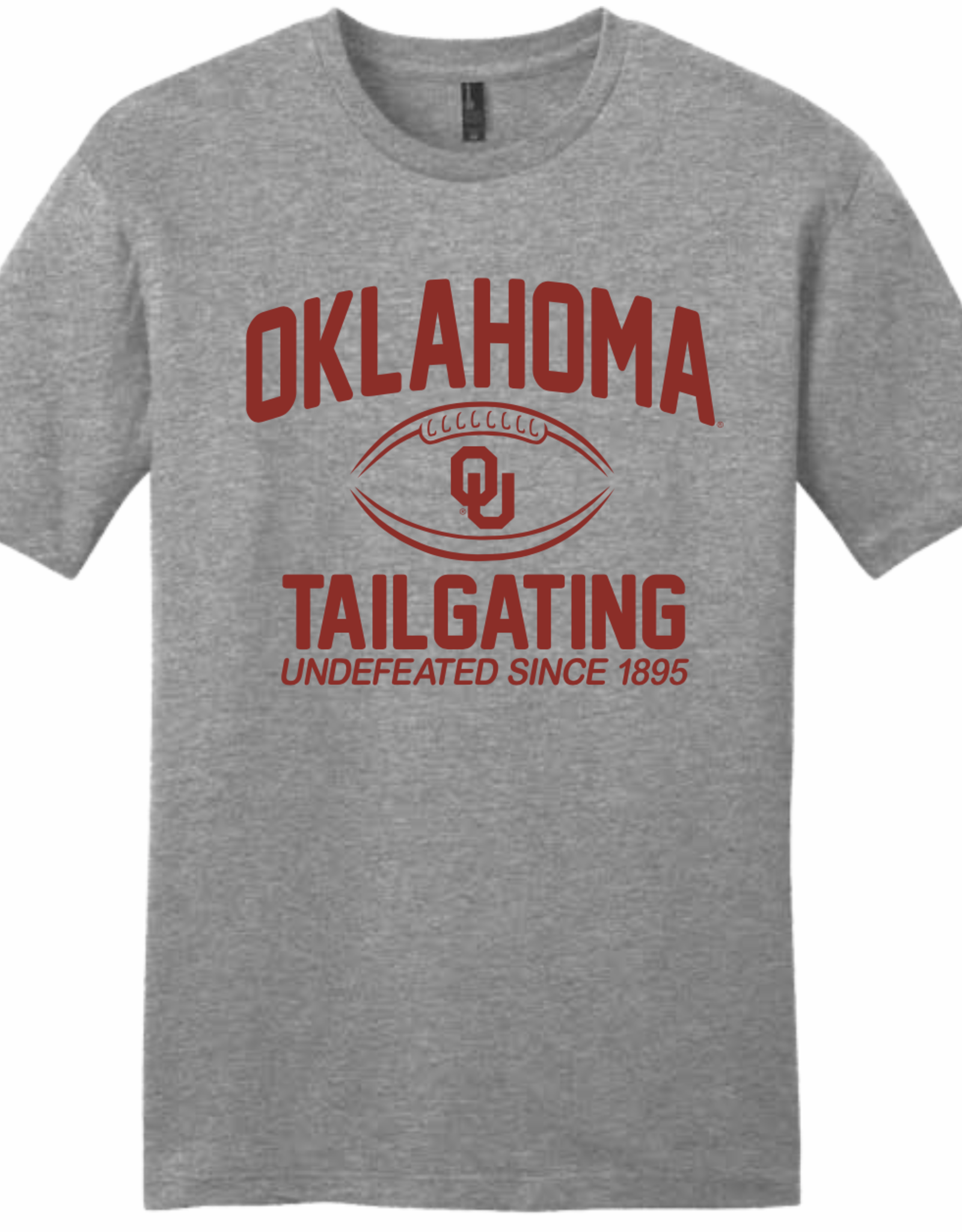 District Tee OU Undefeated Tailgating Tee