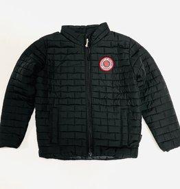 Garb Toddler Elliott Black Quilted Jacket