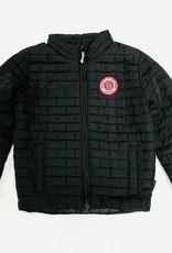 Garb Youth Elliott Black Quilted Jacket