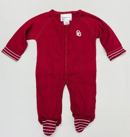 Two Feet Ahead Infant OU Footed Creeper