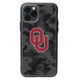 Fan Brander iPhone 12 Pro Max OU Urban Camo Slate Case
