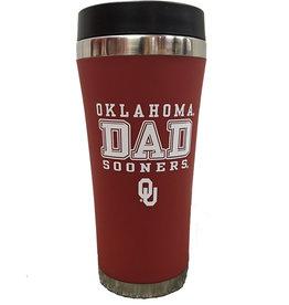 RFSJ Oklahoma Dad Travel Mug 16oz