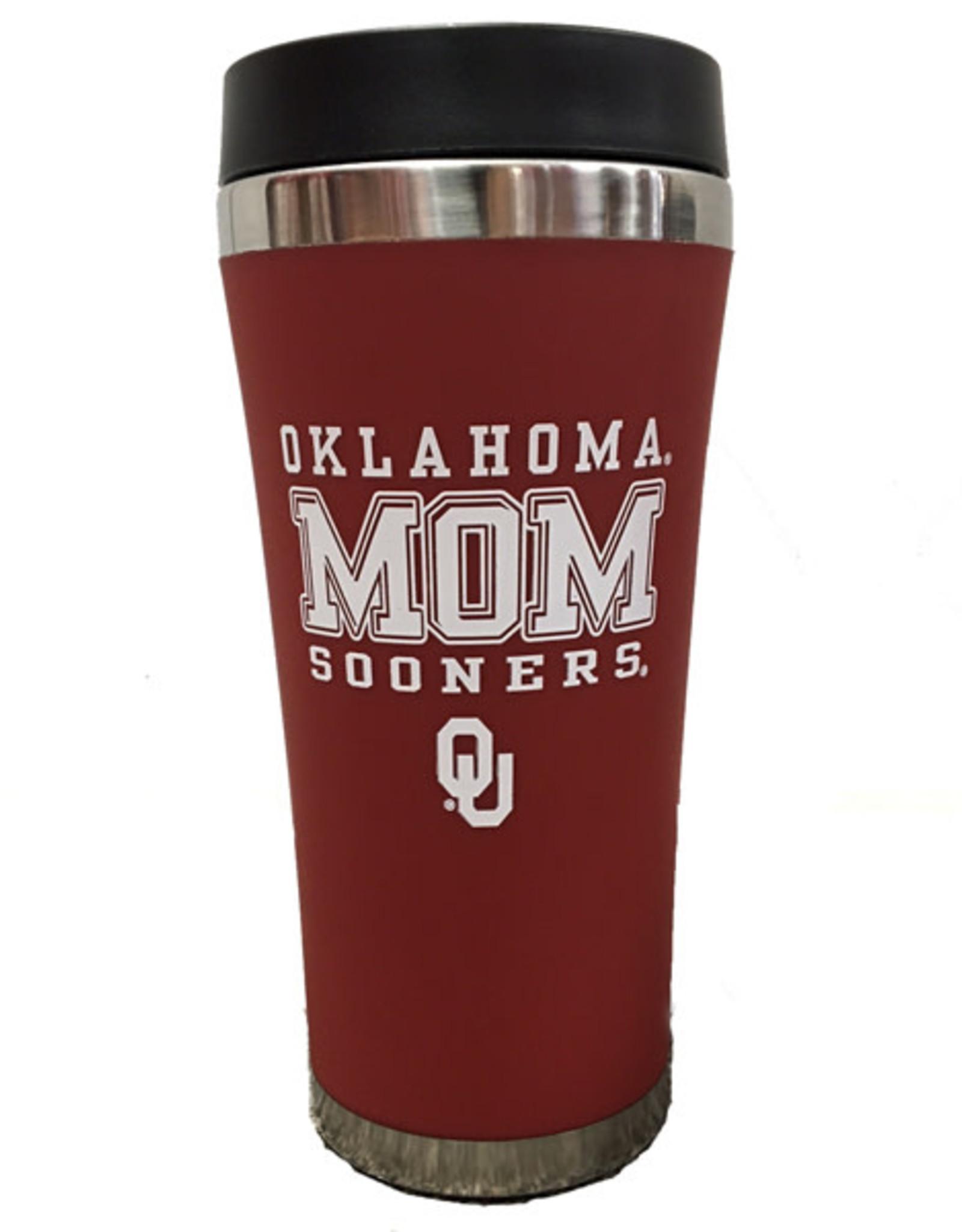 RFSJ Oklahoma Mom Travel Mug 16oz
