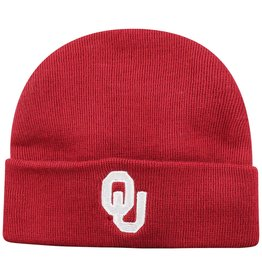 Top of the World TOW Infant Crimson Bambino Knit Beanie