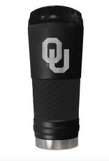 Great American Products Oklahoma Sooners 24oz Stealth Draft Tumbler