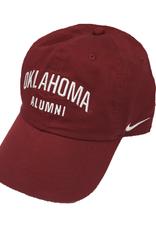 Nike Nike Oklahoma Alumni Campus Cap Crimson