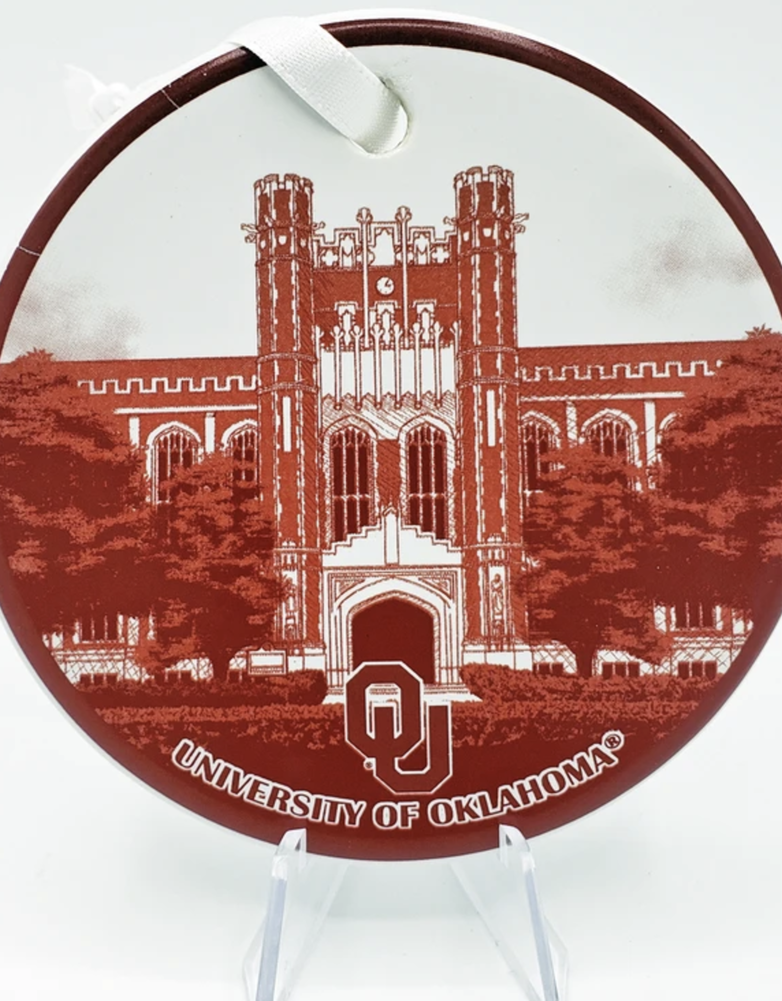 Traditions Forever Traditions Forever Bizzell Library Ornament