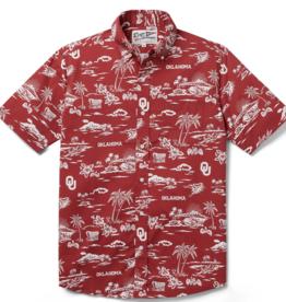 Reyn Spooner Men's Reyn Spooner Oklahoma Kekai Performance Button Shirt