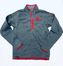 Columbia Men's Columbia OU Canyon Point Sweater Fleece 1/2 Zip