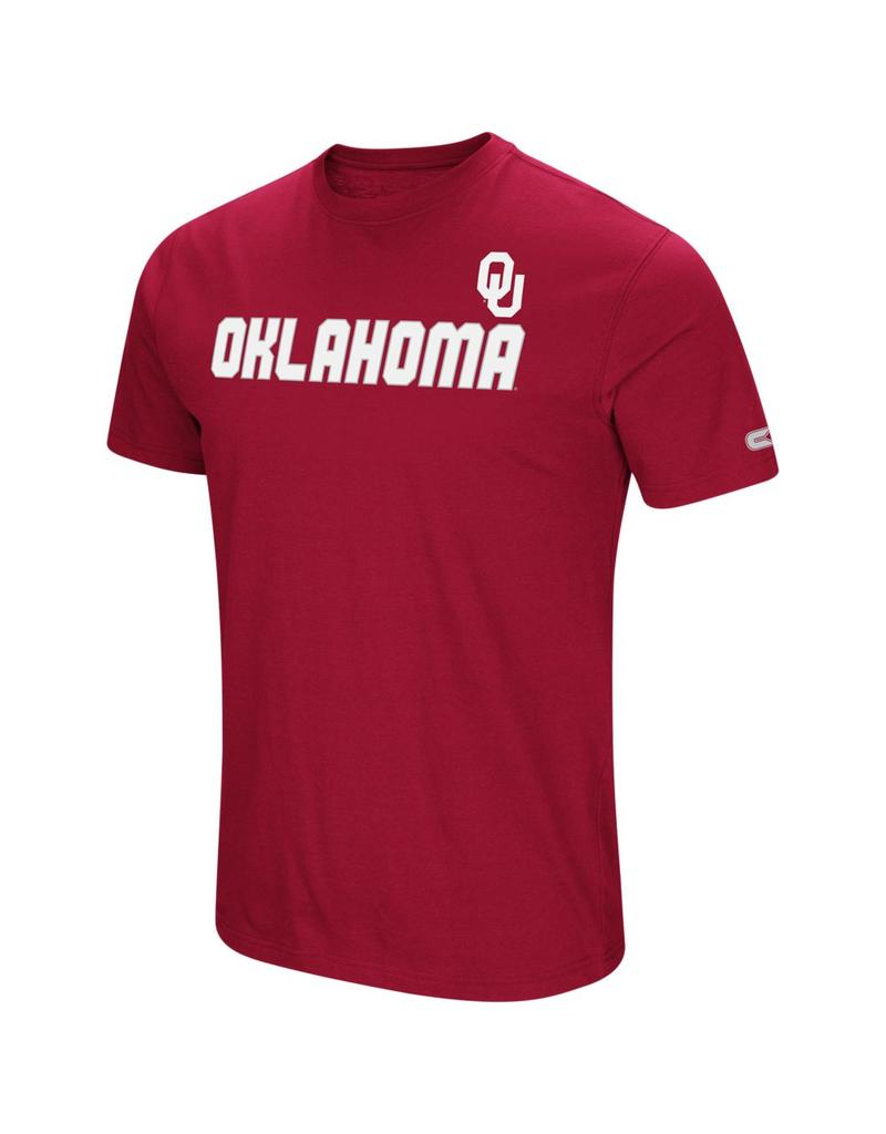 Colosseum Men's Colosseum Oklahoma Water Boy S/S Tee