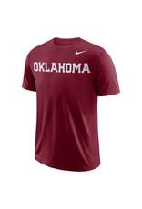 Nike Men's Nike DriFit Cotton Wordmark Tee