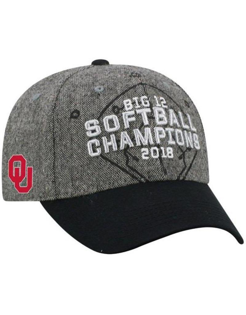Top of the World Big 12 Softball Tournament Champions Hat