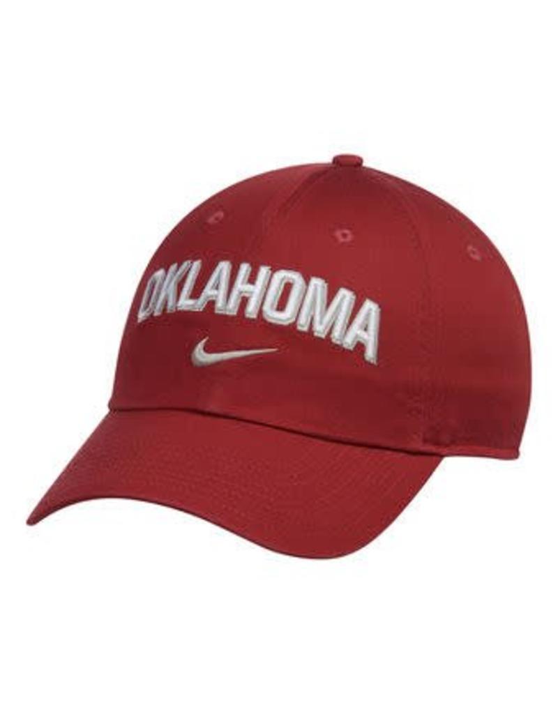 Nike Nike H86 Oklahoma Wordmark Hat