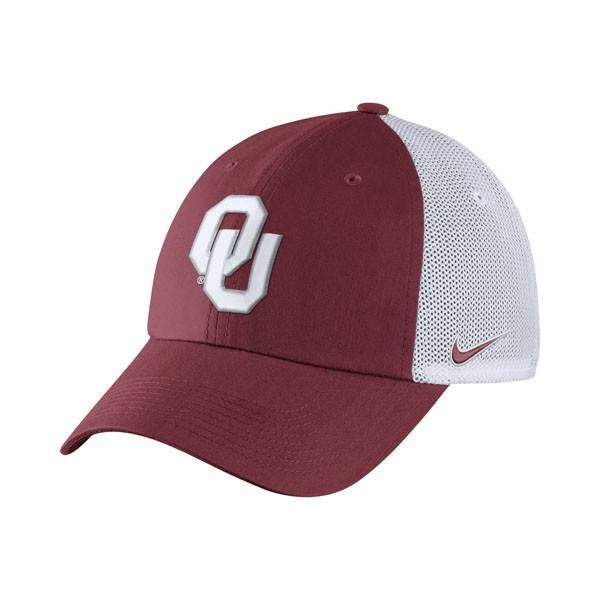 744c074860c Nike H86 OU Fab Trucker Adjustable Hat - Balfour of Norman