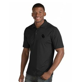 Antigua Men's Antigua Smoke Inspire OU Polo