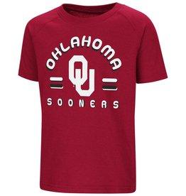 Colosseum Toddler Boy's Oklahoma OU Sooners Tee