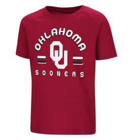 Colosseum Toddler Boy's Oklahoma OU Sooners Tee