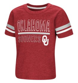 Colosseum Toddler Boy's Oklahoma Sooners You RAAAANG? Tee