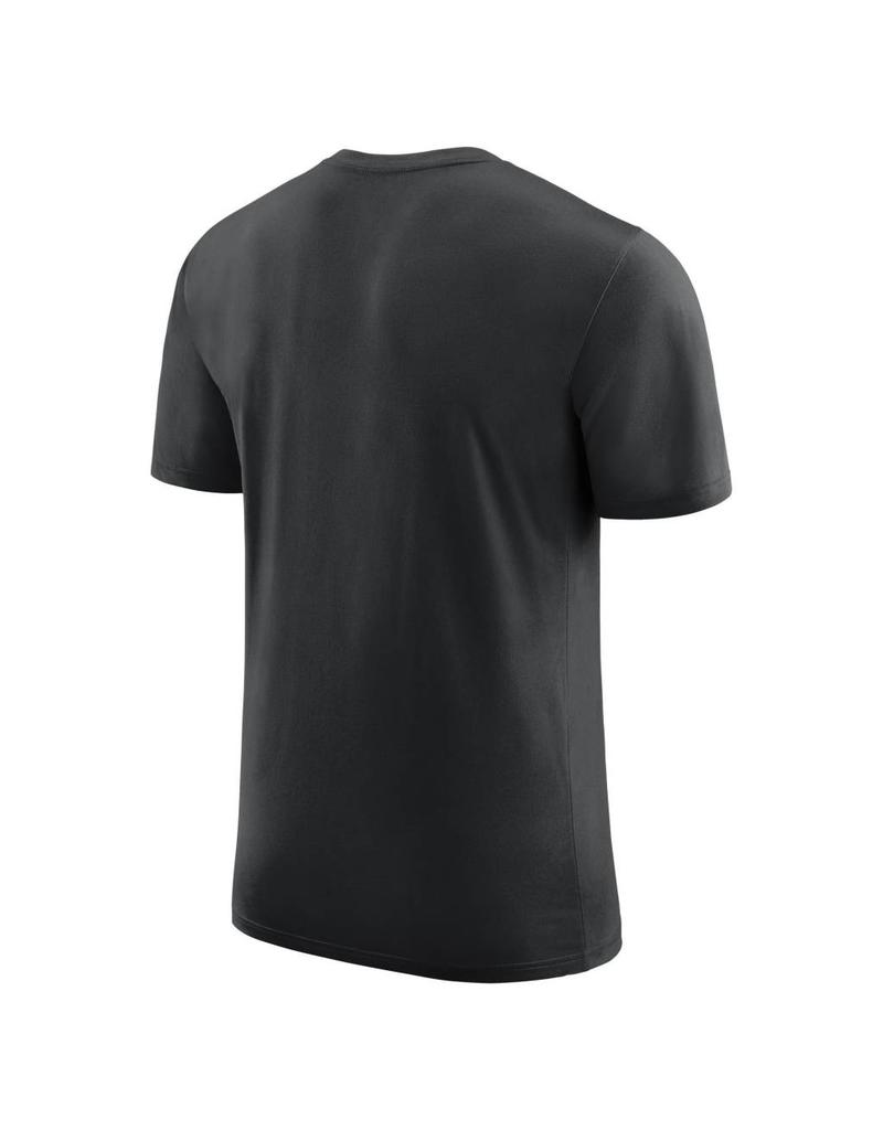 Nike Men's Nike DriFit Cotton DNA Tee in Black
