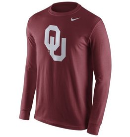 Nike Nike Cotton OU Long Sleeve Tee