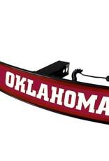 Fanmats OU  Oklahoma LIght Up Hitch Cover