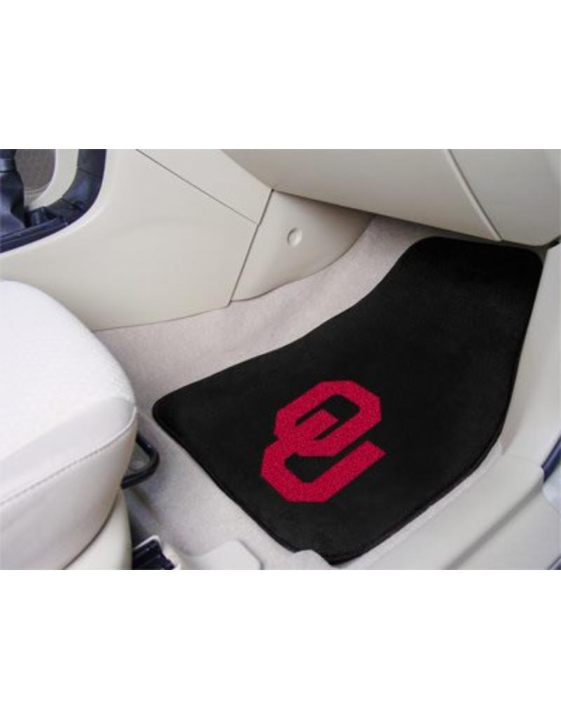 Fanmats OU 2-Piece Carpet Car Mats
