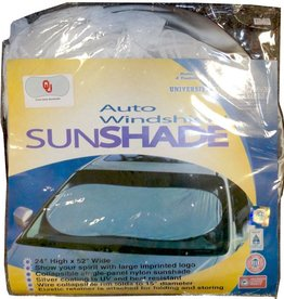 UBF OU Auto Windshield Sunshade