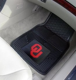 Fanmats OU Heavy Duty 2-Piece Vinyl Car Mats