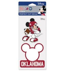 WinCraft Disney Oklahoma Decal 2-pack
