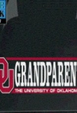 "Color Shock OU Grandparent Auto Decal 2.1""x6.5"""