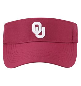Top of the World TOW Men's Staple V OU Visor