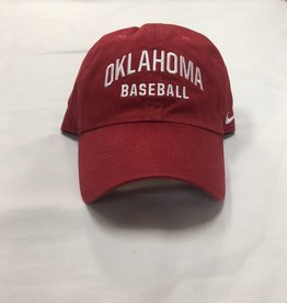 Nike Nike Oklahoma Baseball Campus Cap Crimson