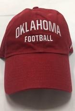 Nike Nike Oklahoma Football Campus Cap Crimson