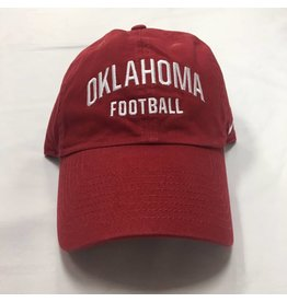 Nike Nike Oklahoma Football Campus Cap Crimson