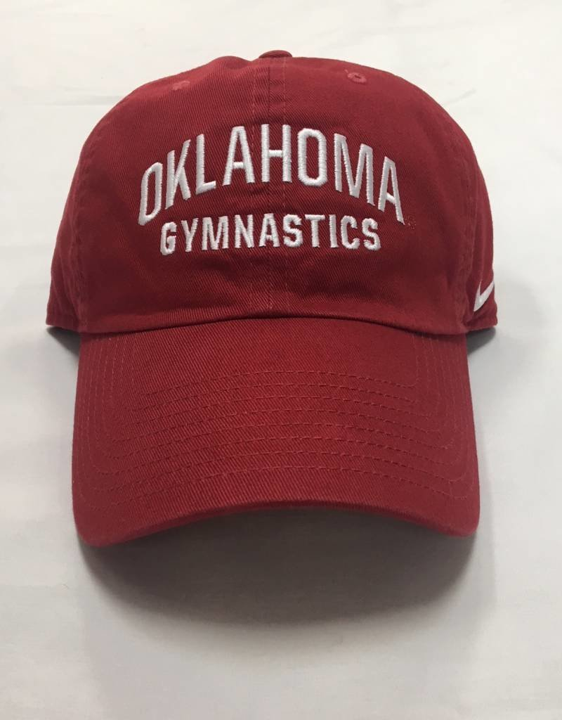 Nike Nike Oklahoma Gymnastics Campus Cap Crimson
