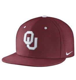 Nike Nike OU College True Baseball Fitted Hat 9305b64bddb