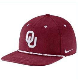 94067ef5bff Nike Nike Rope Flat Bill Snap Back Hat